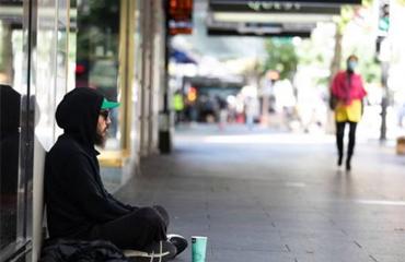 Bernie Smith: Homelessness a problem across NZ